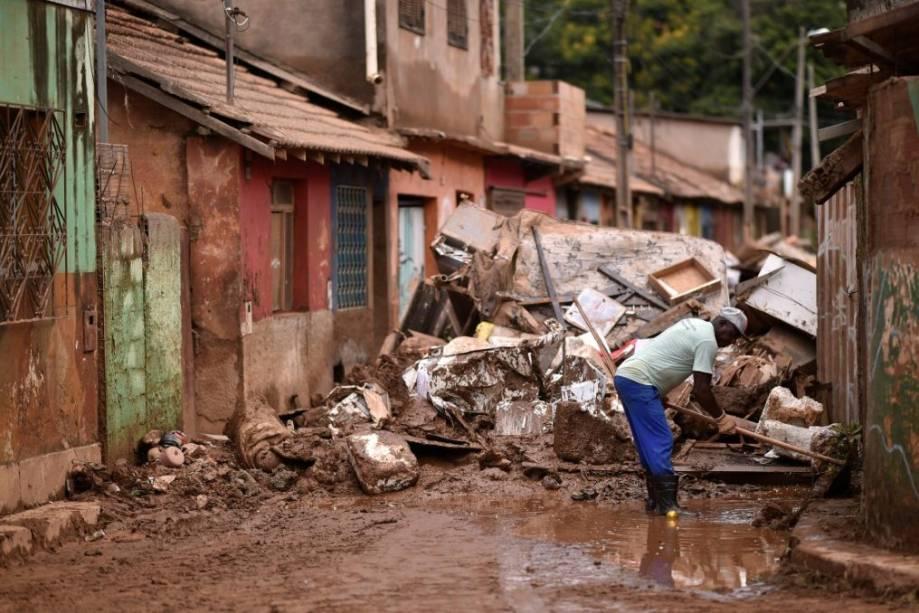 Igrejas ajudaram mais de 13 mil pessoas atingidas pelas chuvas em 2020, em MG