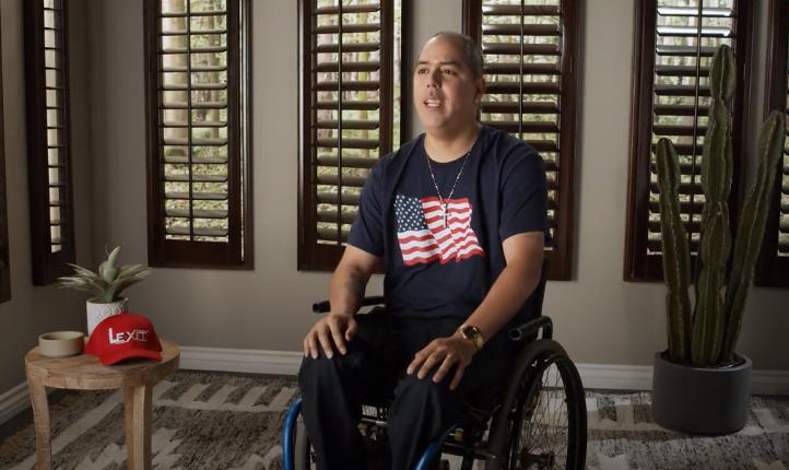 Após ficar paraplégico em tiroteio, líder de gangue se torna pregador do Evangelho