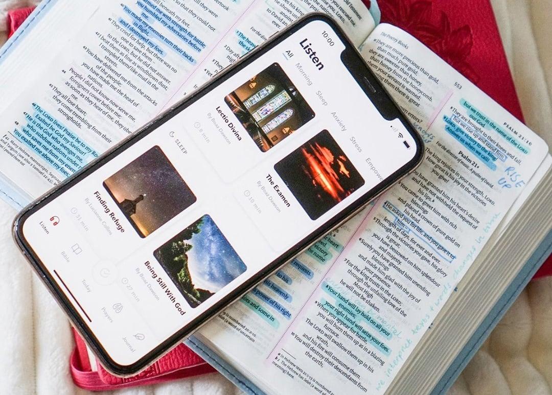Conheça o Glorify, aplicativo para devocional diário agora disponível no Brasil