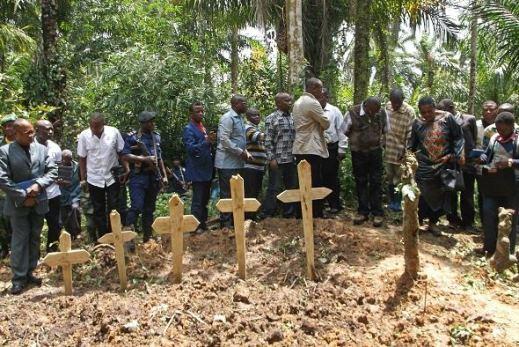 Ataques a comunidades cristãs já mataram mais de 100 pessoas em menos de um mês, no Congo
