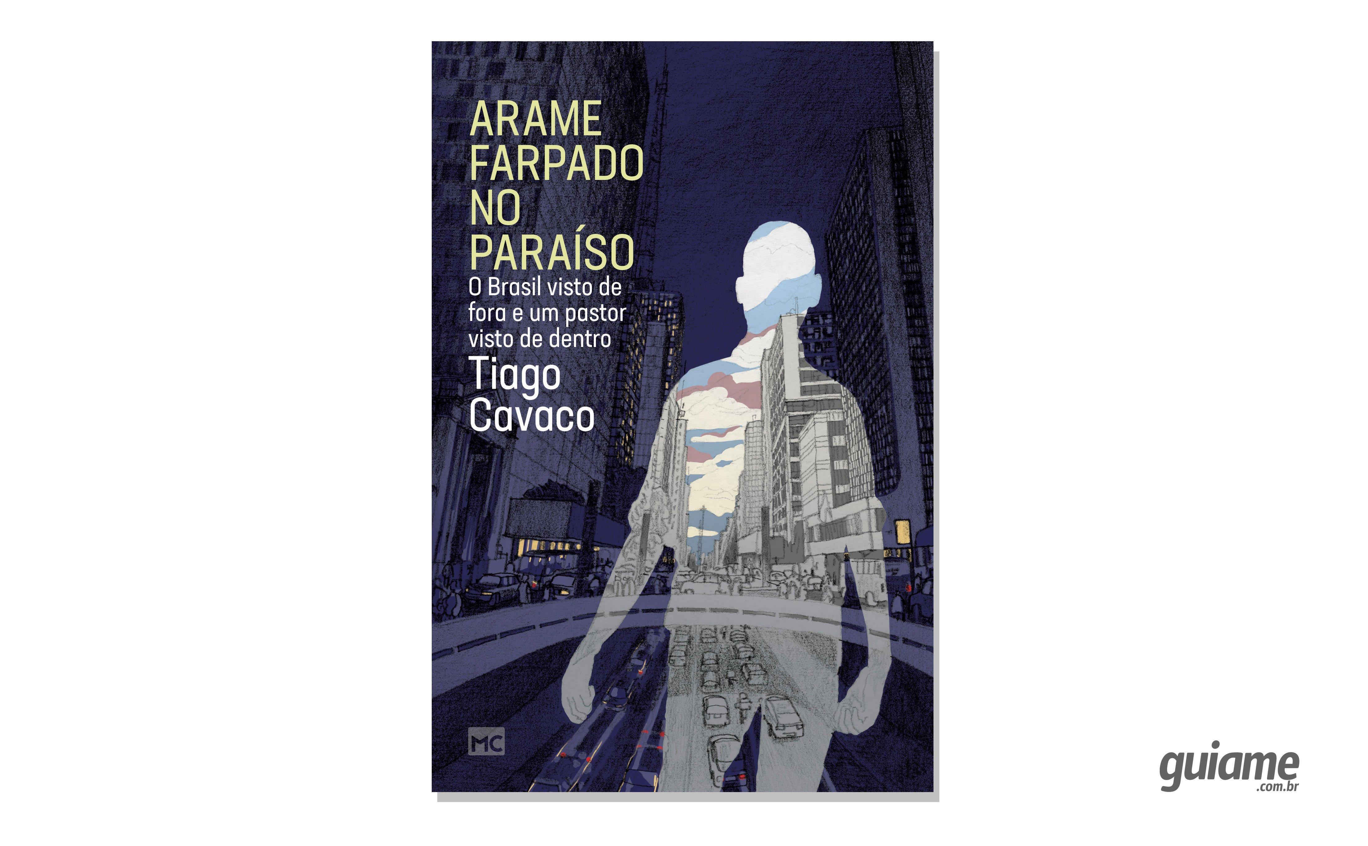 Pastor português escreve livro sobre sua experiência no Brasil