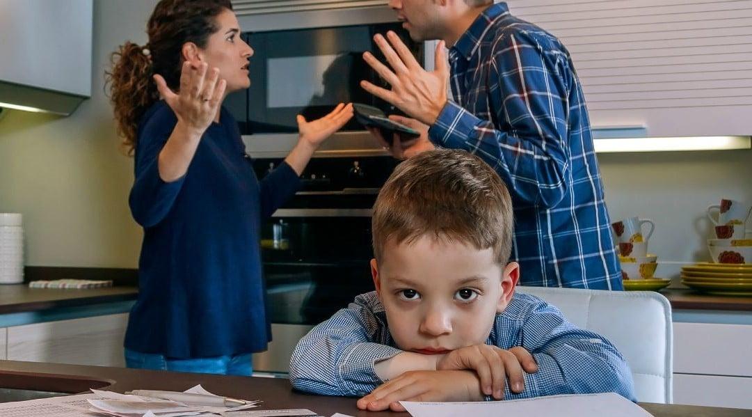 A traição e os filhos