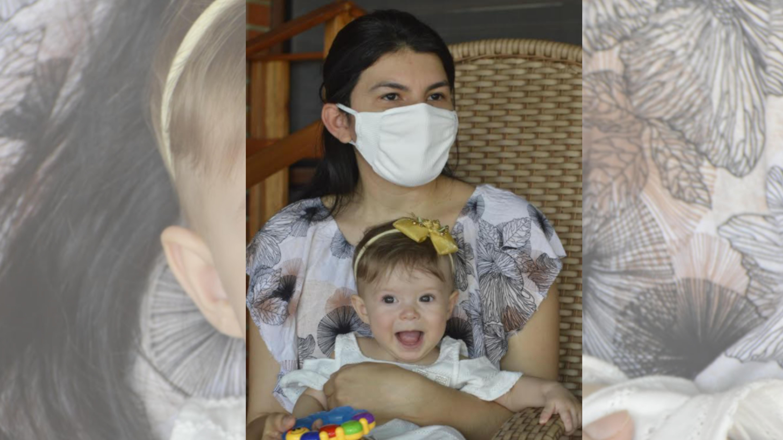 Bebê desenganada pelos médicos vence doença cardíaca rara através de corrente de oração