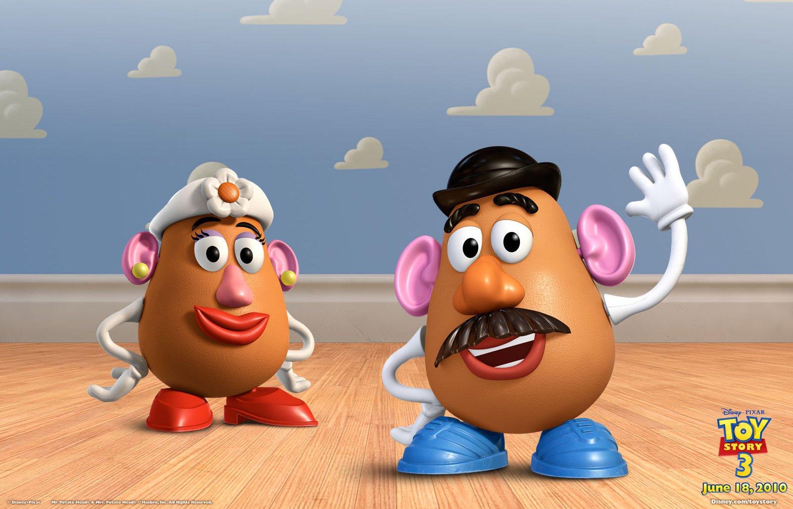 """Fim do """"Sr. e Sra. Cabeça de Batata"""": brinquedo icônico adota gênero neutro"""