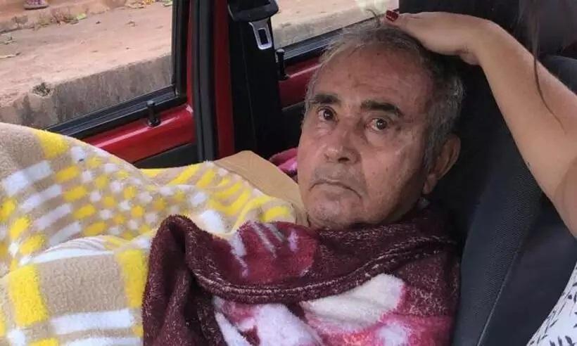 """""""Verdadeiro milagre"""", diz filha de idoso encontrado dentro de um poço depois de 2 dias"""