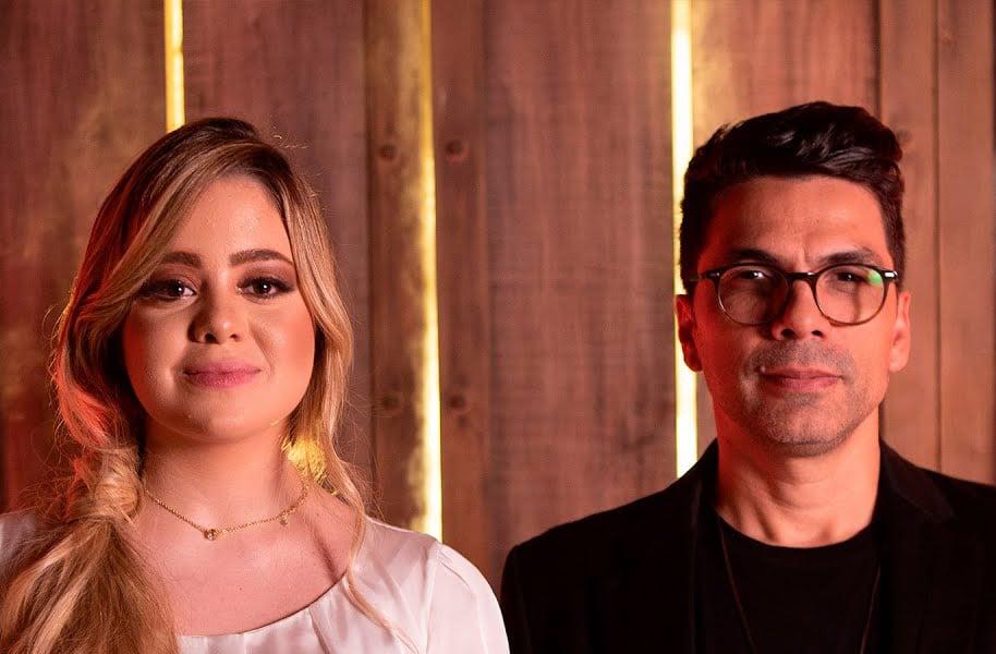 """Bekah Costa lança """"Sou o Teu Altar"""", com participação de Paulo Cesar Baruk"""