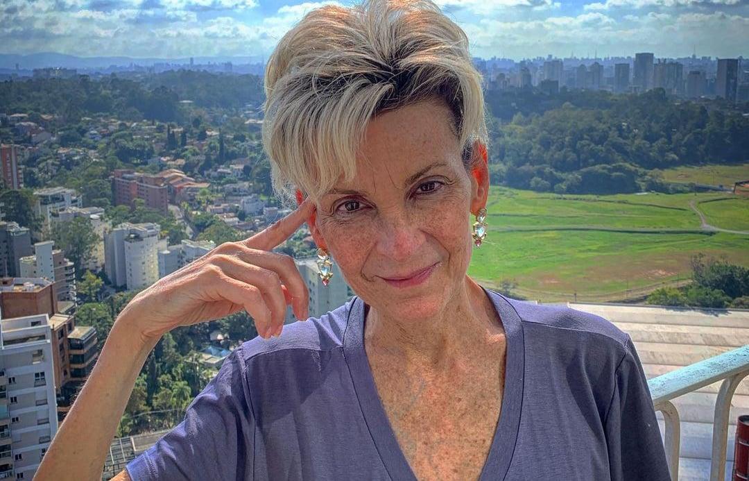 """Ludmila Ferber inicia novo tratamento contra o câncer: """"Crendo e declarando a vitória"""""""