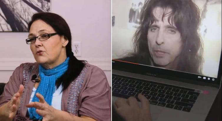 "Ex-bruxa se entrega a Jesus após ver testemunho de Alice Cooper: ""Fui liberta"""