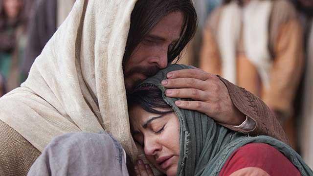Bem-aventurado os que choram, porque serão consolados (Mateus 5:4)
