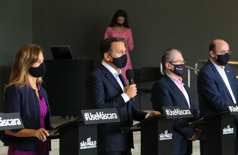 SP anuncia volta de cultos a partir de domingo com restrições