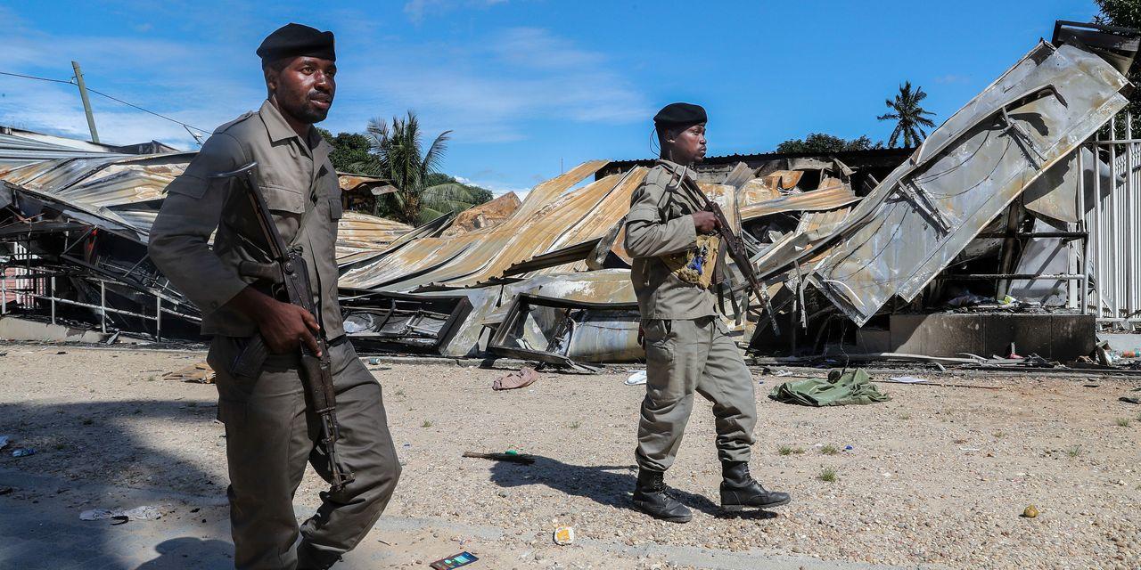 Estado islâmico busca renascimento em países cristãos, como Congo e Moçambique