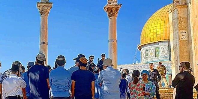 Judeus são forçados a seguir leis muçulmanas do Ramadã no Monte do Templo
