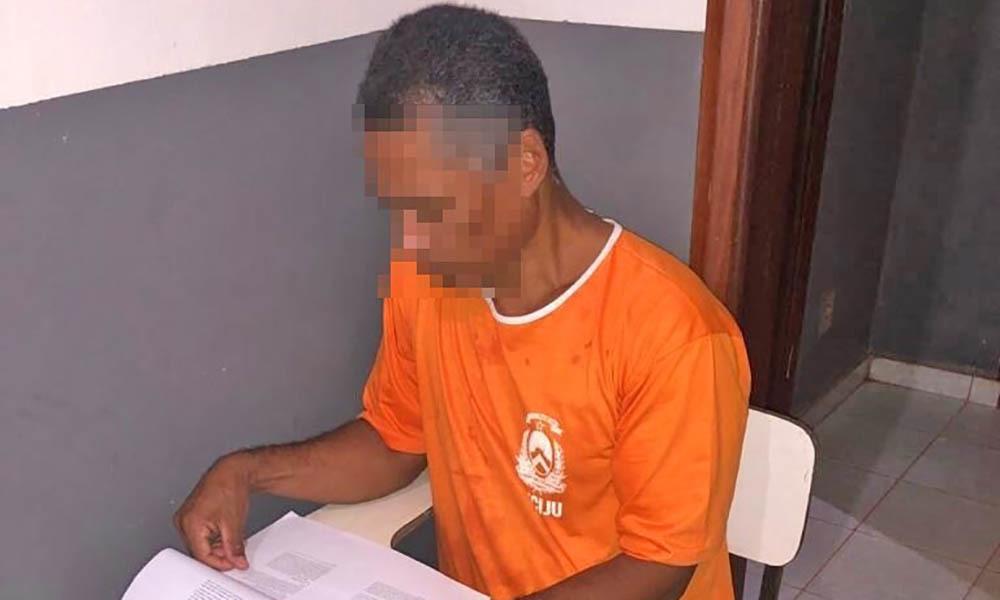 Presos participam de curso básico em Teologia, no interior do Tocantins