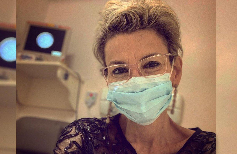 """Ludmila Ferber inicia novo ciclo de tratamento contra o câncer: """"A caminho do milagre"""""""