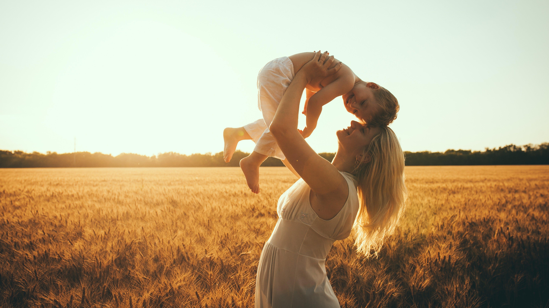 As mães e o colo da alma!