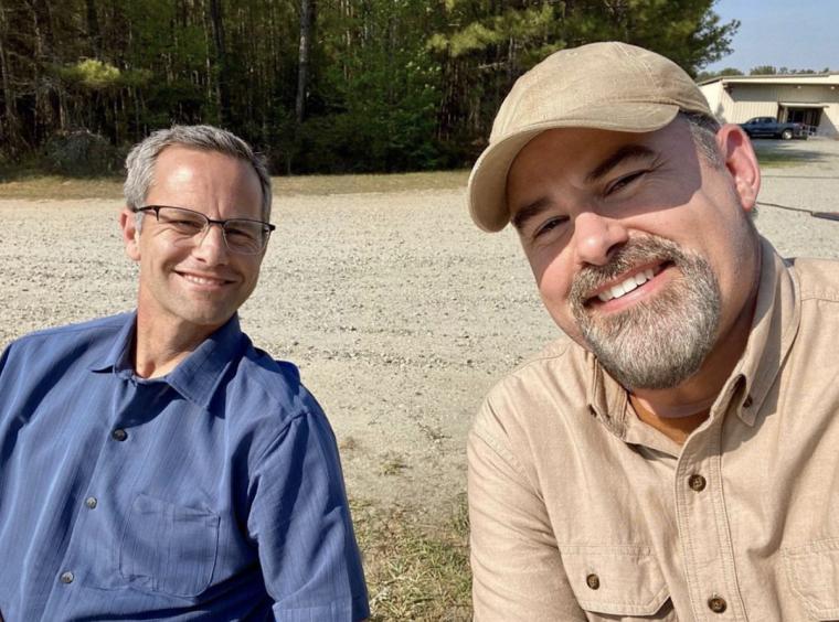 """Kirk Cameron e irmãos Kendrick de """"À Prova de Fogo"""" se reúnem para novo filme cristão"""
