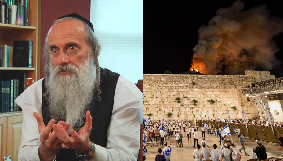 Incêndio no Monte do Templo mostra que a vinda do Messias é iminente, diz rabino de Israel