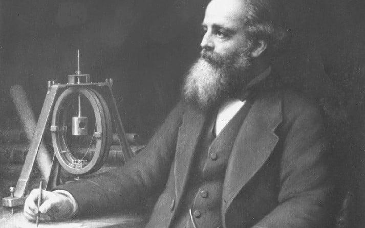 Heróis da Fé: James Clerk Maxwell, cristão e um dos maiores cientistas do século 19