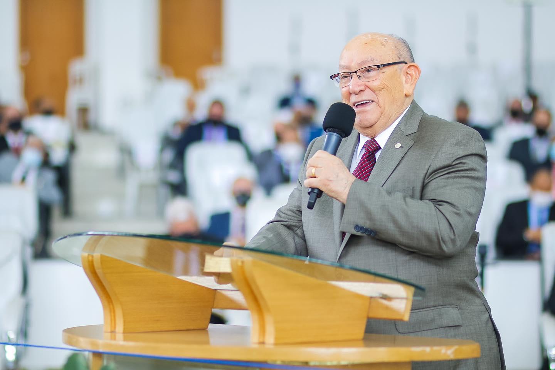 Pastor José Wellington, líder da Assembleia de Deus Belém, é internado com Covid-19