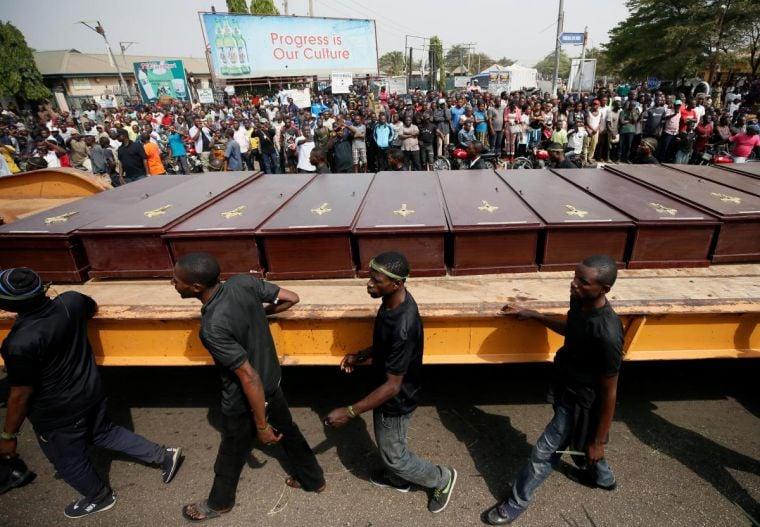 Jihadistas mataram mais de 1.400 cristãos na Nigéria nos primeiros quatro meses de 2021