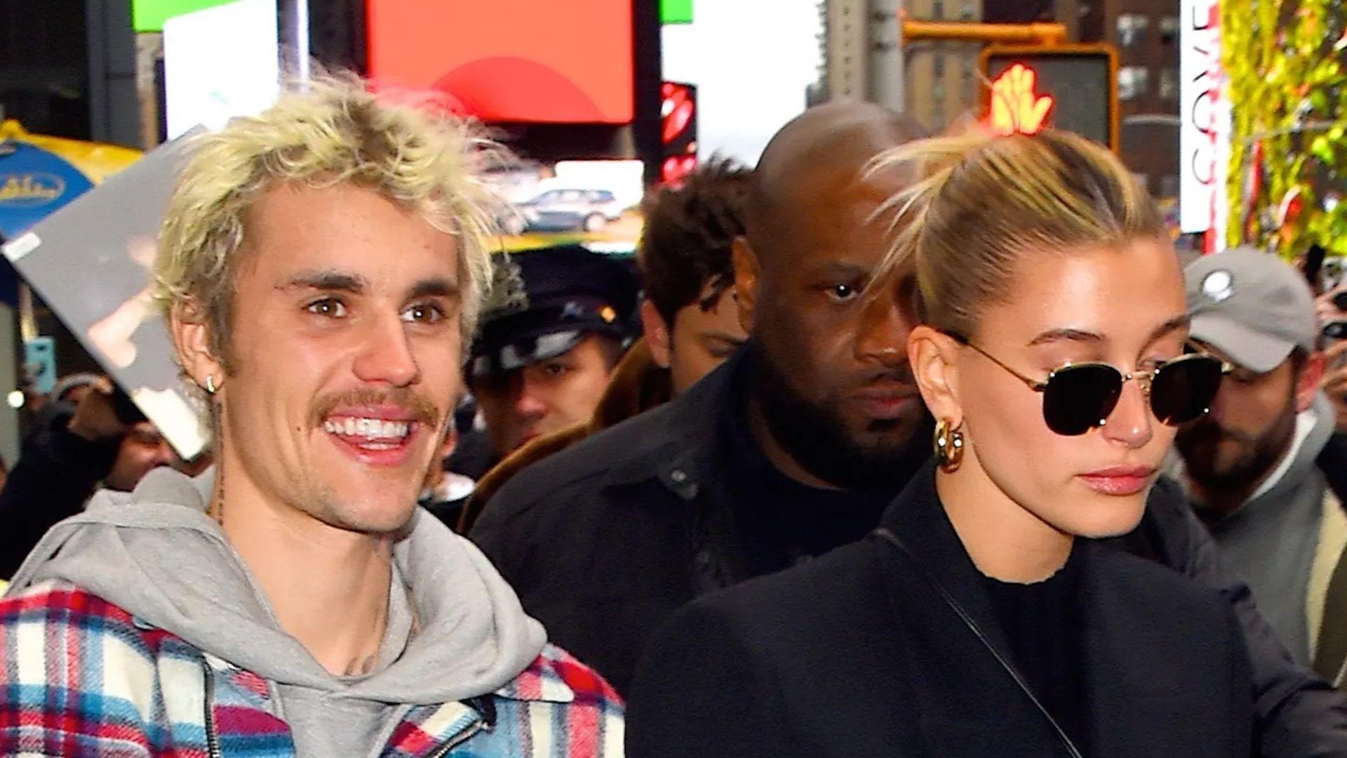 'Cristo é o vínculo mais forte do nosso casamento',  diz esposa de Justin Bieber