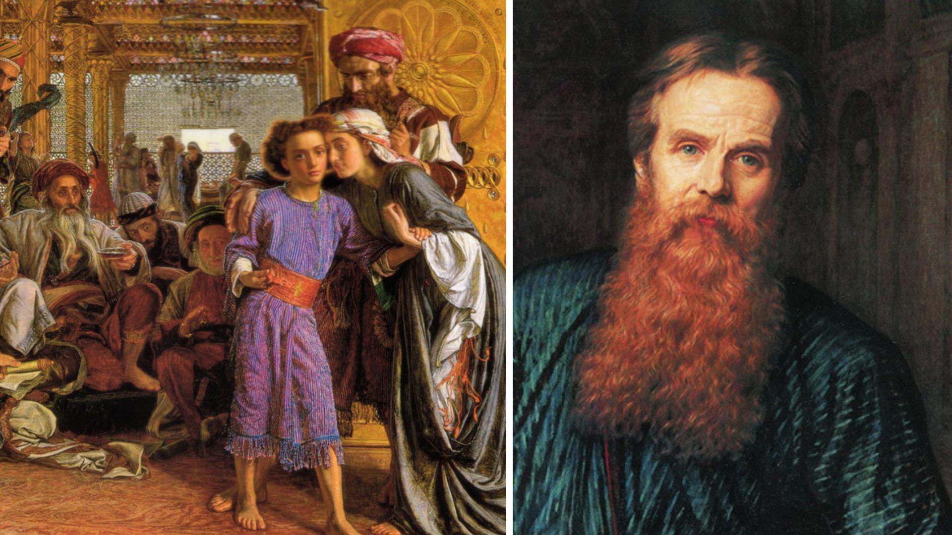 Heróis da Fé: William Holman Hunt retratava as verdades bíblicas em suas telas