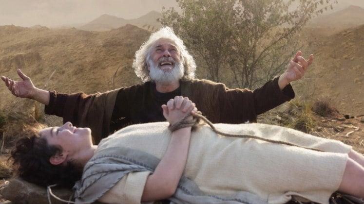 """Deus impede sacrifício de Isaque por Abraão: """"Eu sei que você teme a Mim"""""""