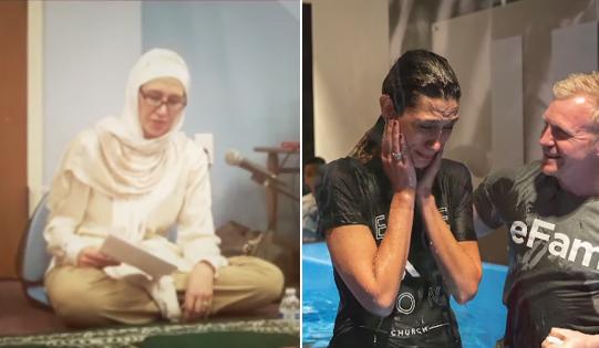 """Muçulmana se converte após escutar a voz audível de Jesus: """"Ele falou comigo"""""""
