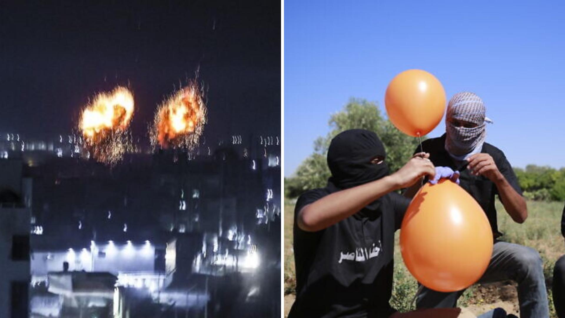 Israel volta a reagir contra ataques do Hamas ao território judeu