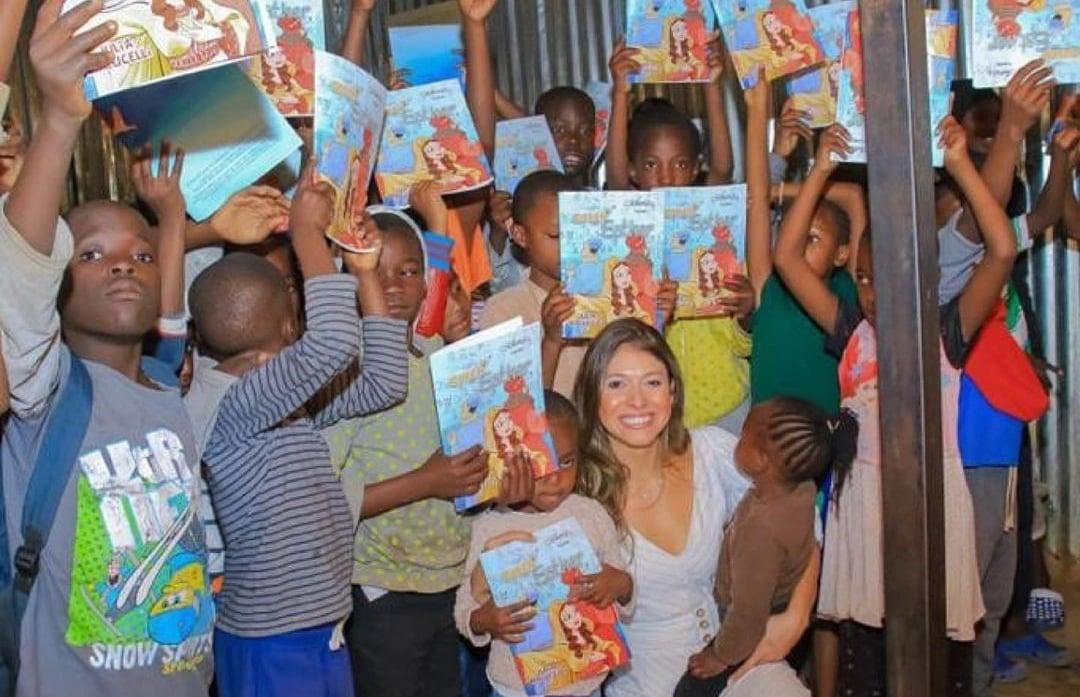 Crianças ao redor do mundo são alcançadas através da história bíblica da Rainha Ester