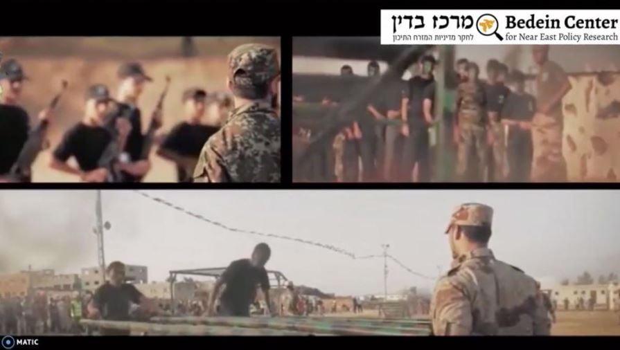 Hamas abre inscrições para treinamento militar para crianças palestinas de 9 anos