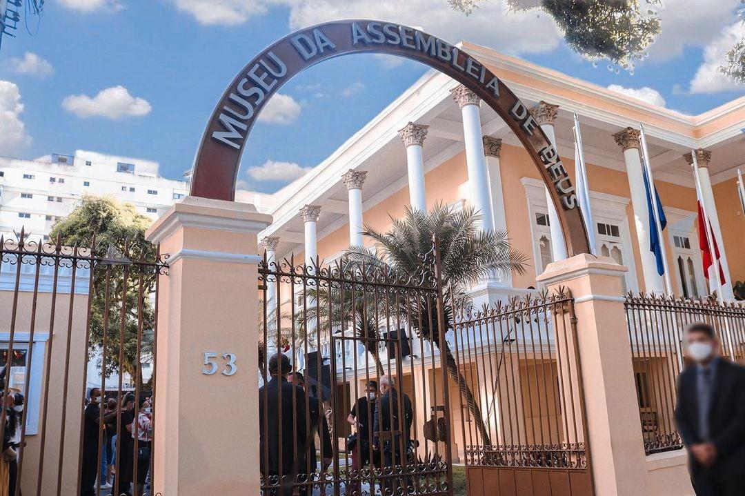 Museu da Assembleia de Deus é inaugurado em Belém do Pará em comemoração a seus 110 anos