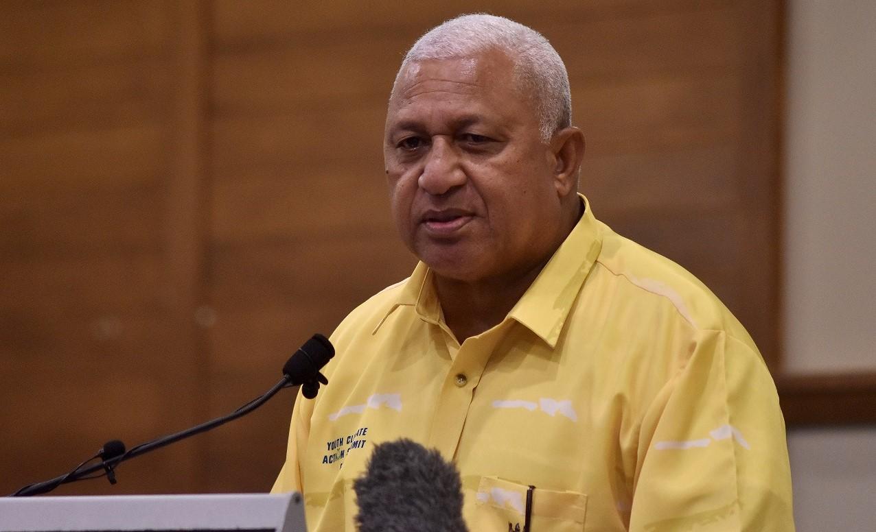 'A Bíblia continua sendo meu farol de esperança', diz primeiro-ministro de Fiji