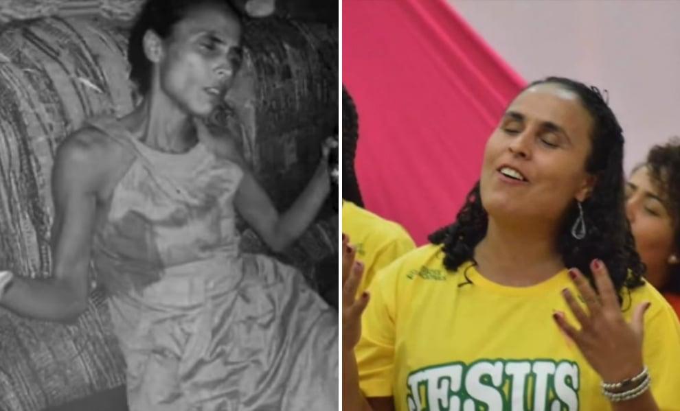 """Ex-usuária de drogas testemunha libertação: """"Quando falei com Deus aconteceu um milagre"""""""