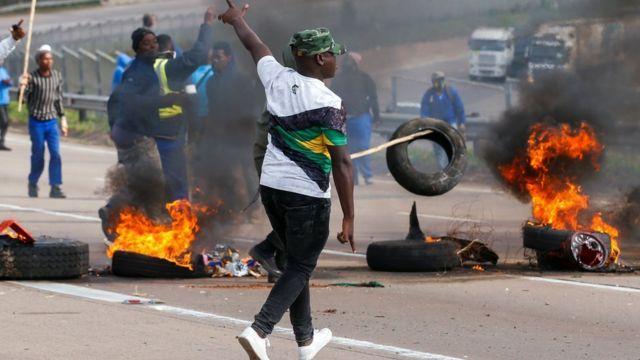 África do Sul: Como a igreja está agindo diante dos protestos no país