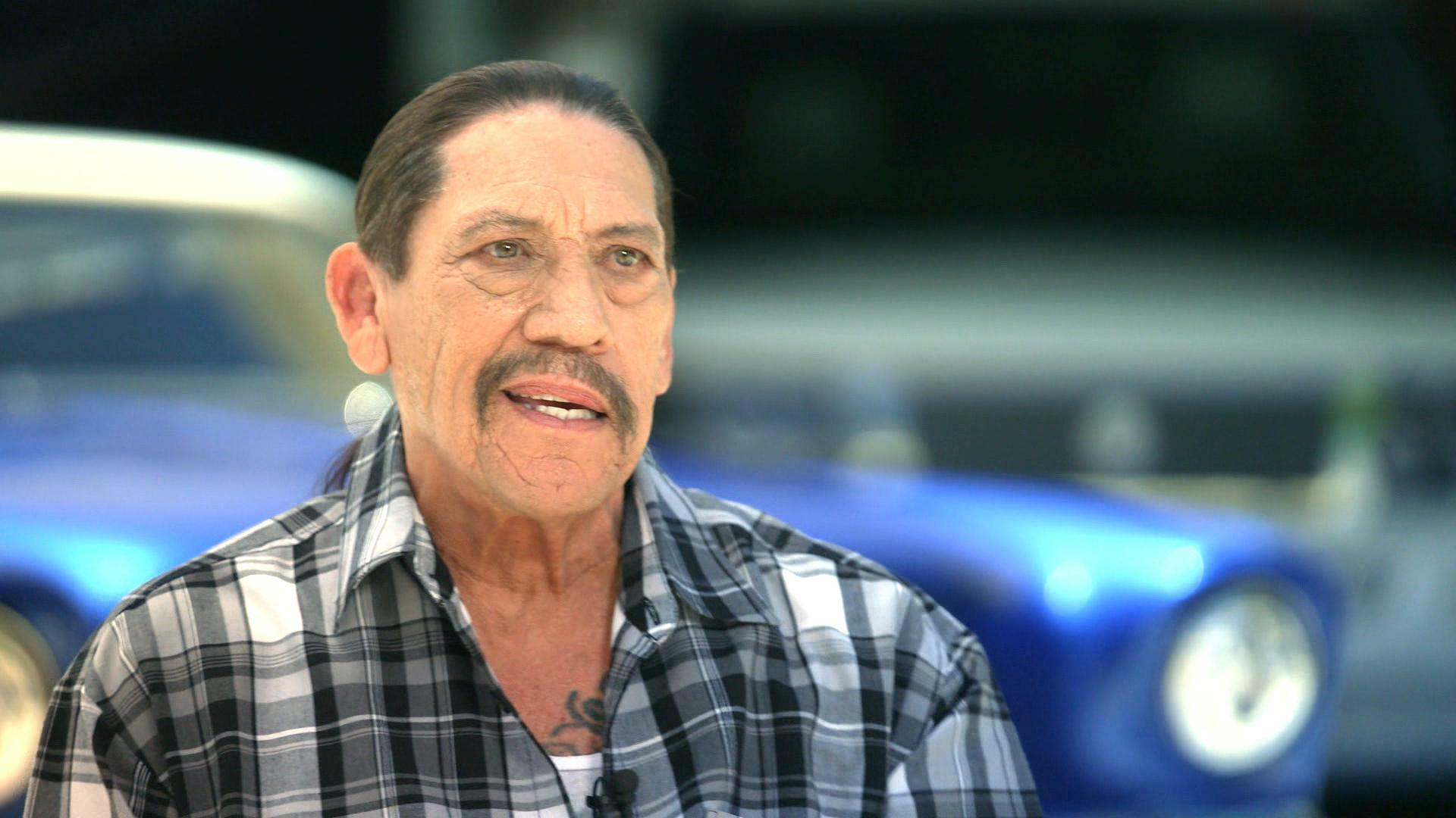 """Ator Danny Trejo diz que sua fé o tirou das drogas e crimes: """"Sem Deus, você está morto"""""""