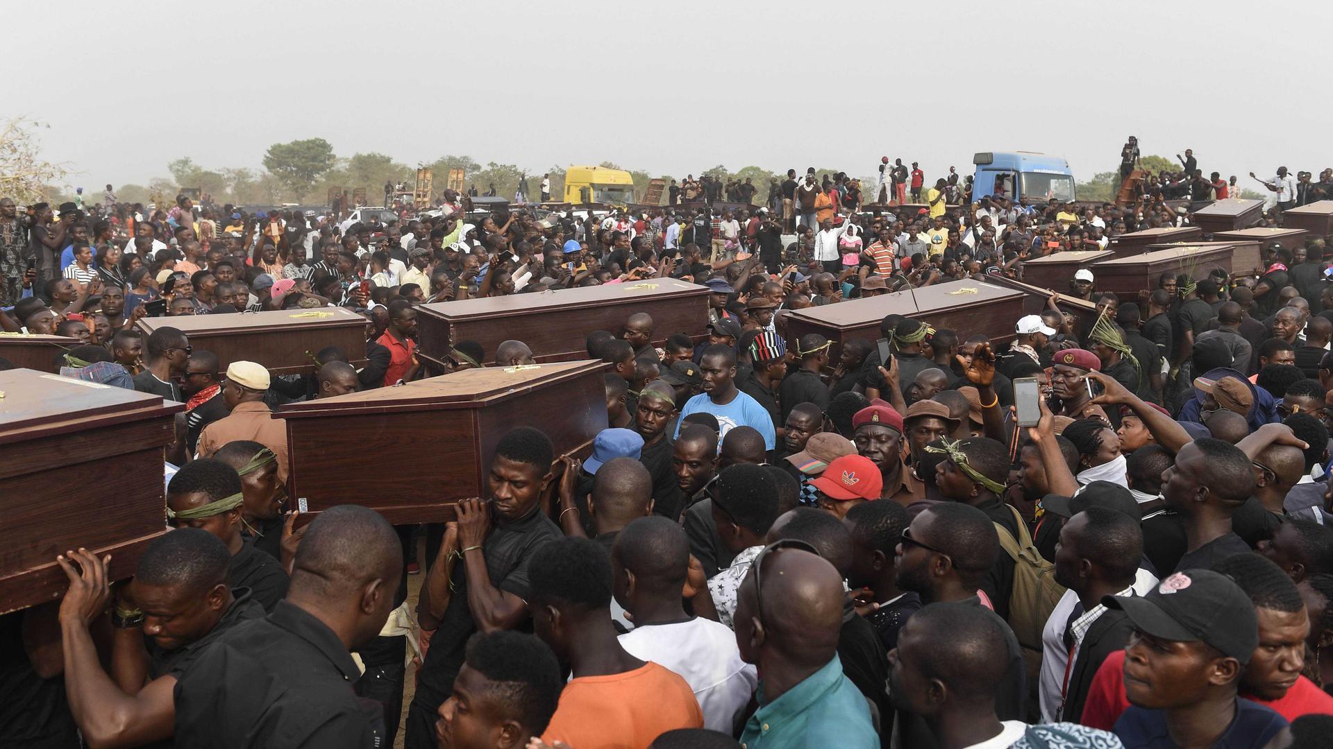 Mais de 3 mil cristãos foram mortos e outros 3 mil sequestrados na Nigéria só em 2021