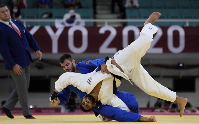 Dois judocas se recusam a competir com israelense e são suspensos das Olimpíadas