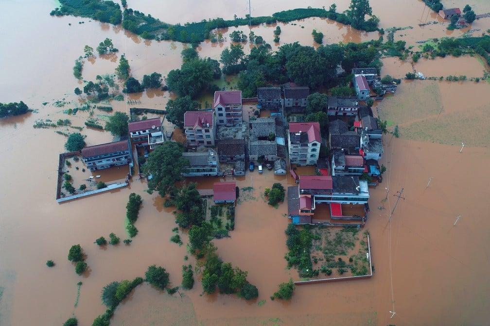 Cristãos na China são proibidos de oferecer socorro espiritual às vítimas das enchentes