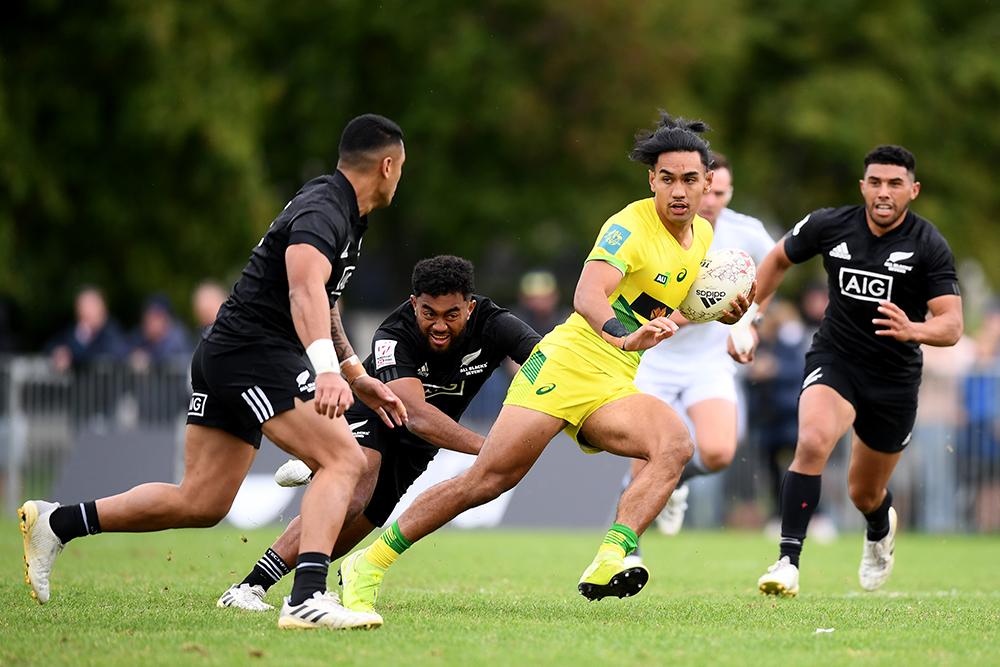 """""""Jesus me ajudou a chegar onde estou"""", diz jogador de rugby da Austrália nas Olimpíadas"""
