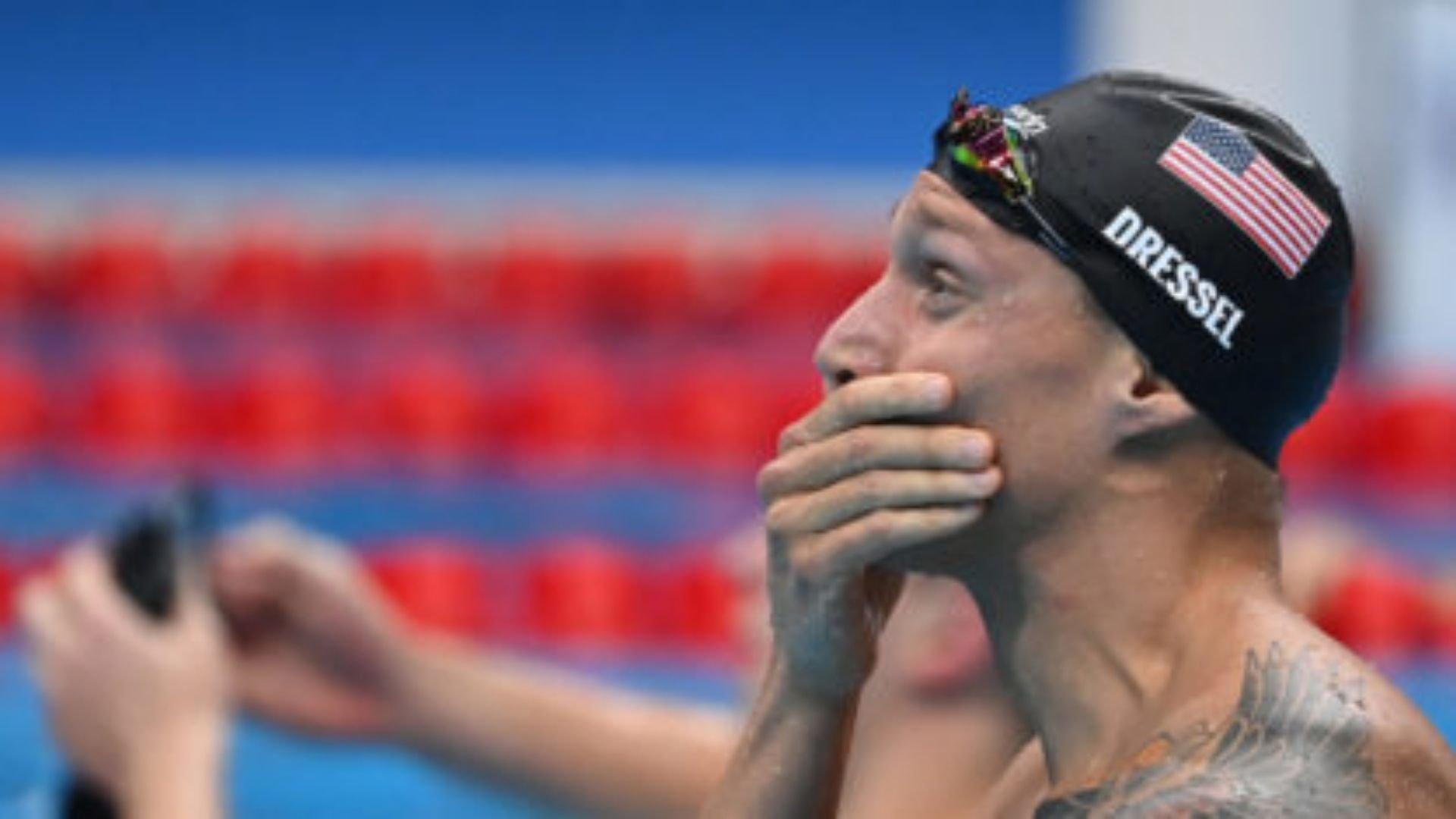 """Nadador ganha 5 medalhas de ouro e exalta Deus nas Olimpíadas: """"Confio no que Ele faz"""""""