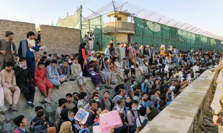 Brasil concede visto humanitário para refugiados do Afeganistão