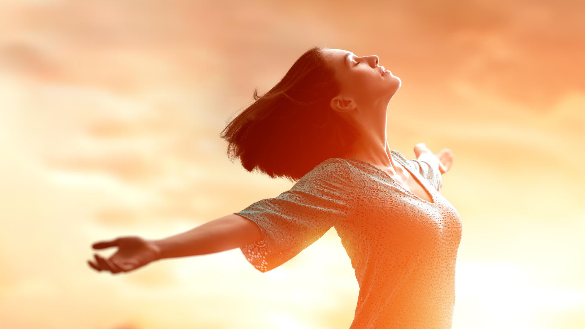 O benefício da felicidade