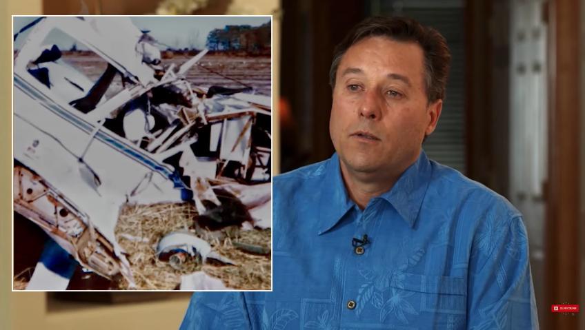 Piloto aceita Jesus após sobreviver a queda de avião que matou sua família