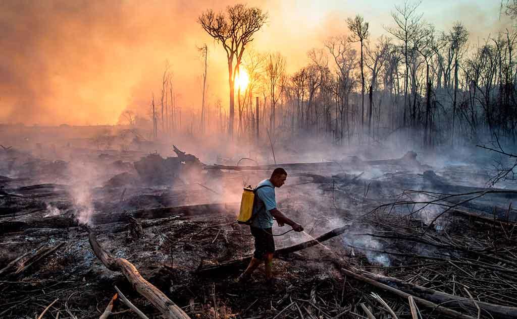 Líderes cristãos pedem ação urgente para combater a mudança climática