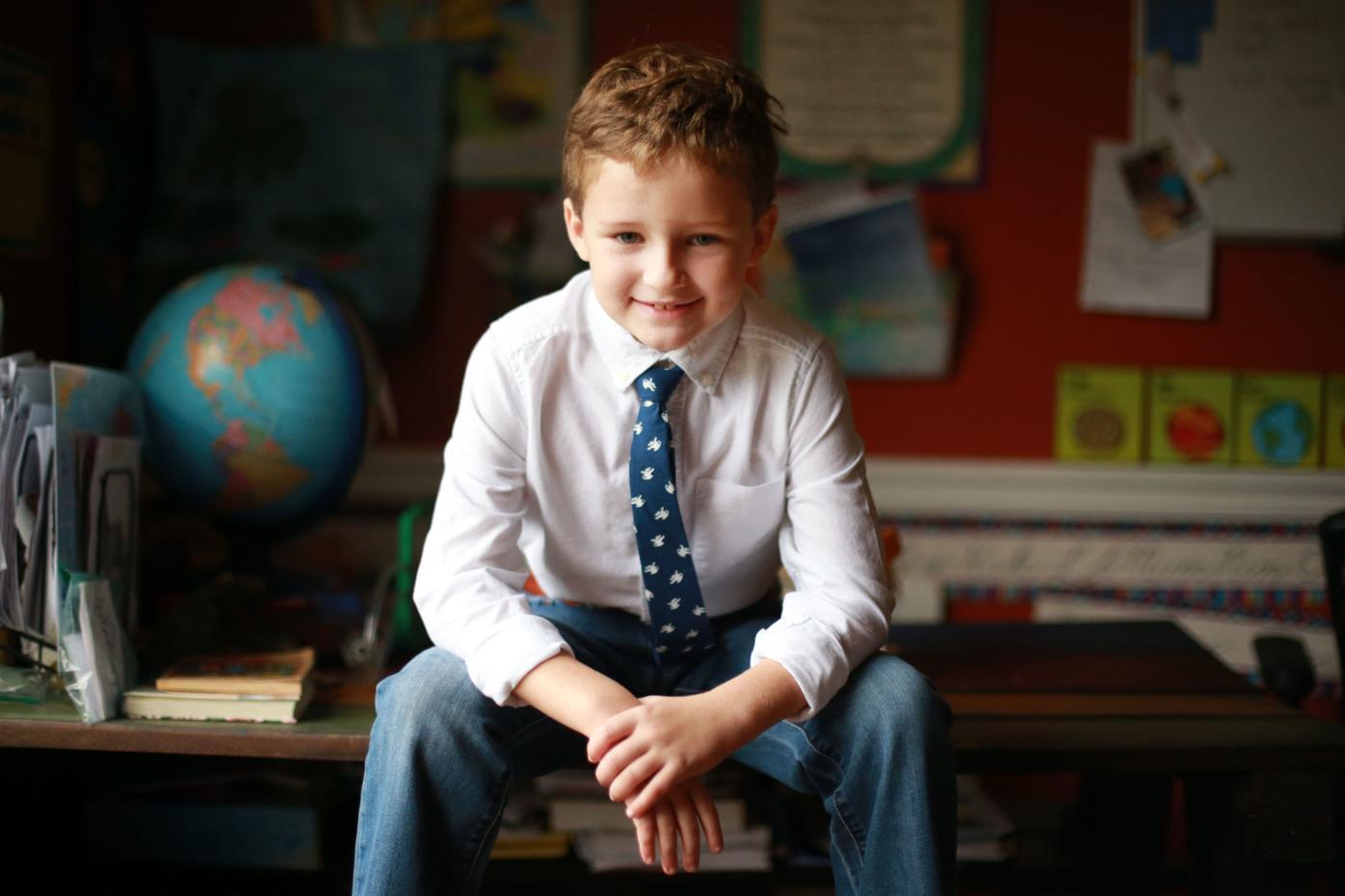 Menino de 9 anos memoriza a Bíblia e sonha ser pregador: 'Quero tornar Deus conhecido'