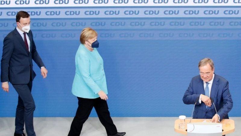 Partido cristão de Angela Merkel perde eleição na Alemanha
