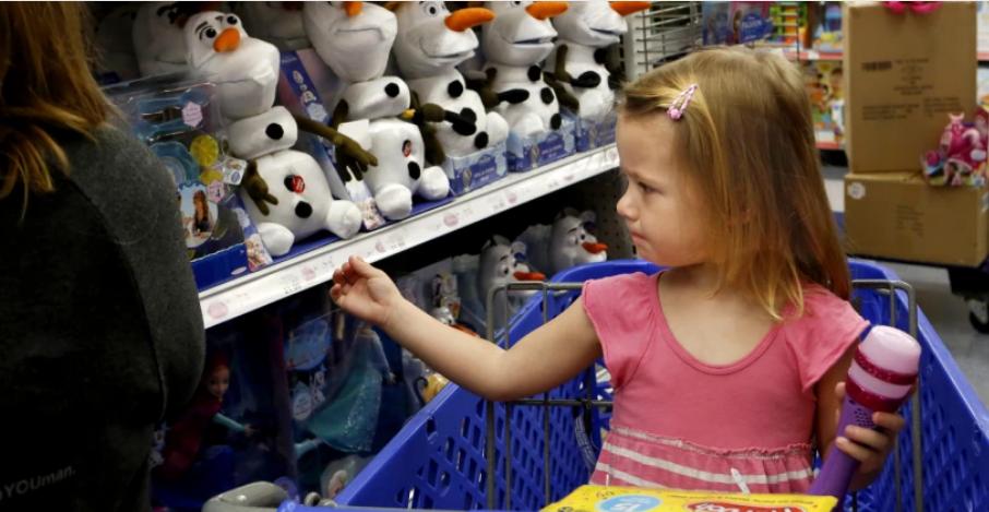 Califórnia exigirá que lojas tenham seções de brinquedos com gênero neutro