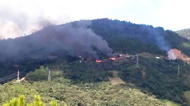 Tropas de Mianmar incendeiam uma aldeia inteira, incluindo Igreja Batista