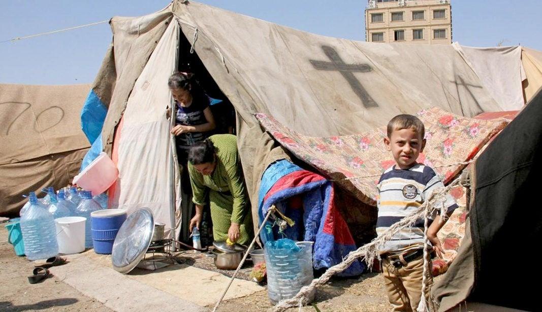 Igrejas na Jordânia e no Líbano abrem suas portas para refugiados afegãos